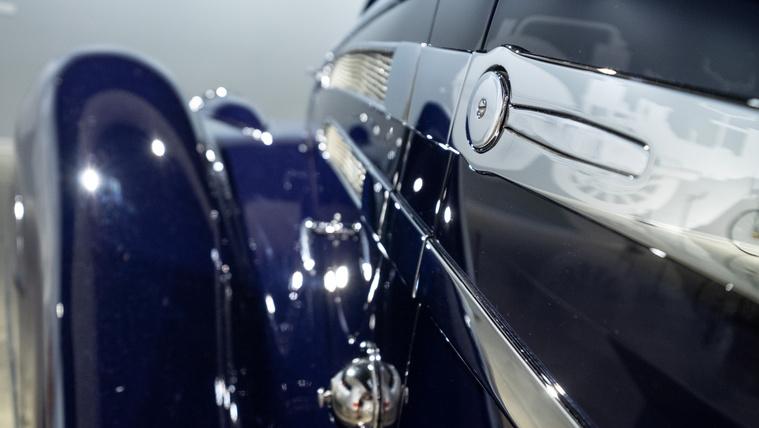 A legritkább Bugatti csak egy koppintás