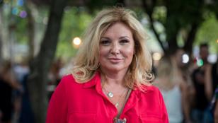 Liptai Claudia ismét könyvet ír