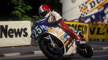 Elhunyt a Man TT legendája