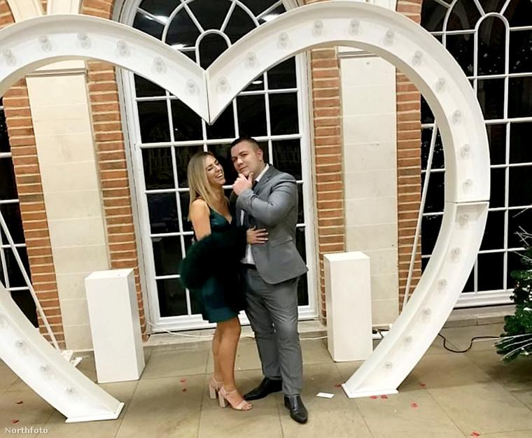 A menyasszony és vőlegénye, James Fuller ezután egy másik hely után nézett, illetve lefoglalt egy kéthetes nászutat is Floridában