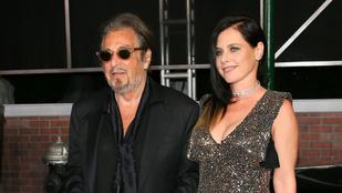 Miután zsugori öregembernek festette le Al Pacinót, visszakozott volt barátnője