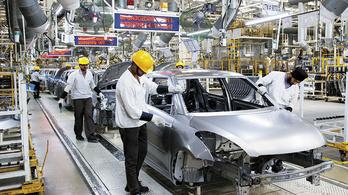 Indiában is leáll az autógyártás