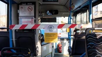 A buszok és a trolibuszok után kordonoznak a budapesti villamosokon is