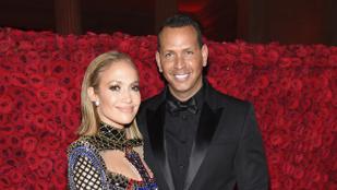 Jennifer Lopez és vőlegénye annyira unják a karantént, hogy elárultak a másikról ezt-azt
