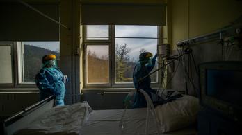 A Kútvölgyi Kórház készen áll a koronavírusos betegekre