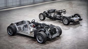 Modernizálná autói formáját a Morgan
