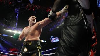 Ugrik Tyson Fury és Deontay Wilder újabb bokszmeccse is