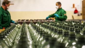 Ablakmosó folyadék helyett fertőtlenítőszereket gyárt a MOL az almásfüzitői üzemében