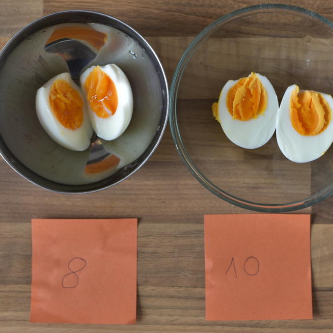 Tojásfőzés: a lágyabb sárgájú és a keménytojás titkai