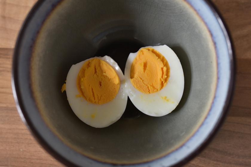tojás 12 perces