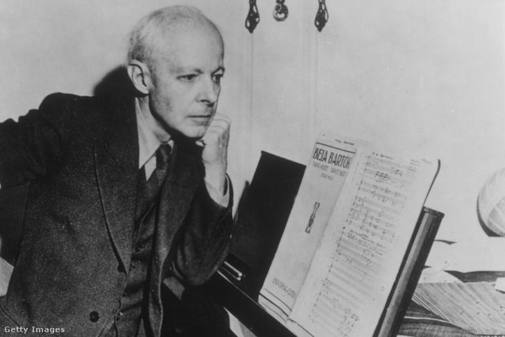 Bartók Béla (1944)