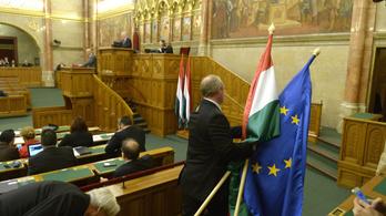 A magyar Országgyűlés nem Brüsszel