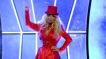 Britney Spears a nagy szocialista forradalom élére állt