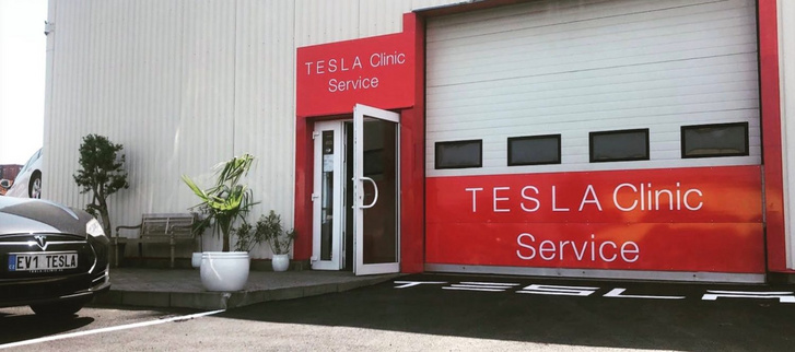 Tesla-Service-prague