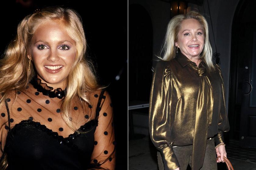 Charlene Tiltont anno szexszimbólumként tartották számon, napjainkban sem lehet panasz a külsejére, jó pár évet letagadhatna.