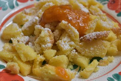 A klasszikus, házi császármorzsa receptje: búzadarával készül