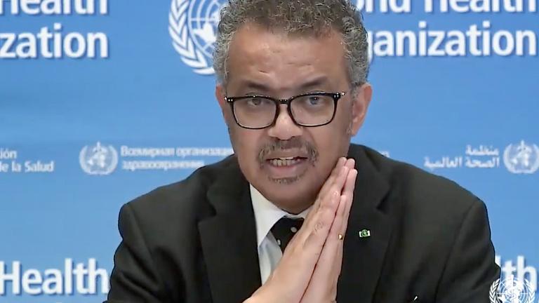 WHO-vezető: Egy hónappal ezelőtt lett volna itt a cselekvés ideje