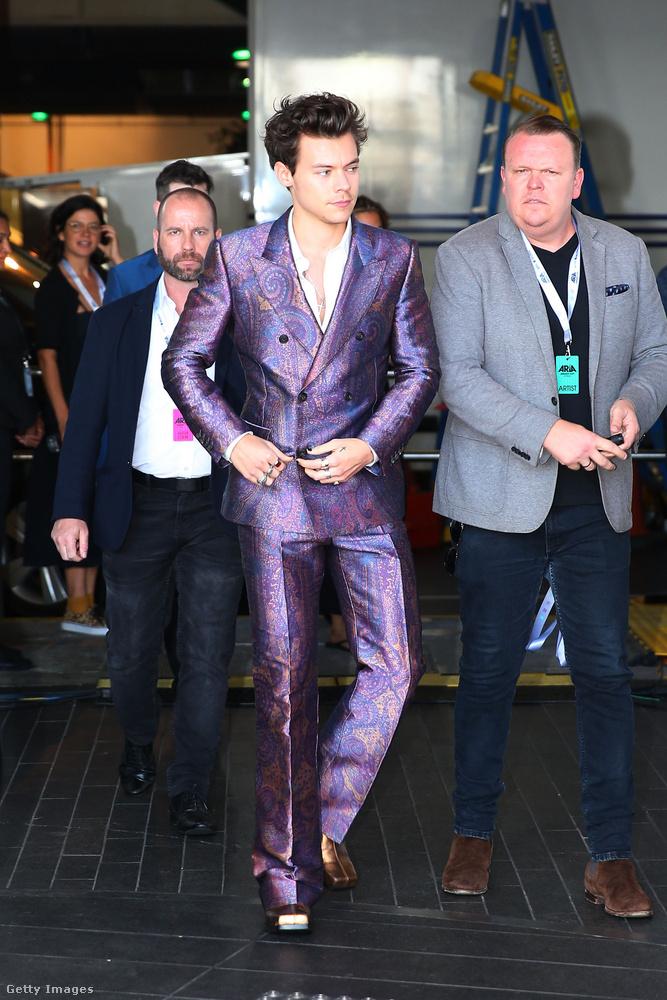 Ezt az öltönyt azonban már nagy valószínűséggel Joker illette