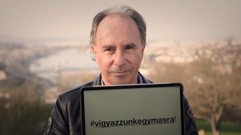 A koronavírusról szól Varga Miklós Európa című dalának 2020-as átdolgozása