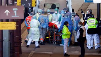 Koronavírus: 472 ezer fölött a fertőzések száma, 3 milliárdan maradnak otthon