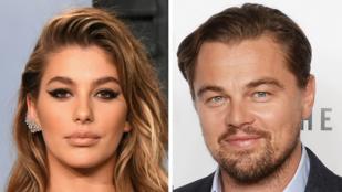 Leonardo DiCaprio a barátnőjével vonult karanténba, és nagyon élvezi