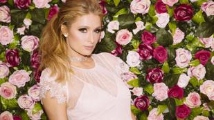 Paris Hilton saját dekoltázsával szórta tele az Instagramot