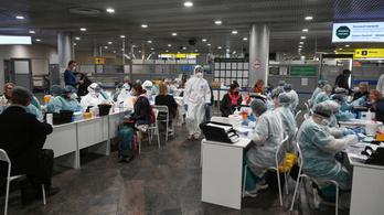 Leállnak a nemzetközi járatok Oroszországban