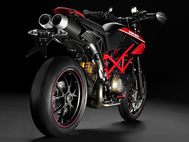 Ducati Hypermotard 1100 Evo SP 3