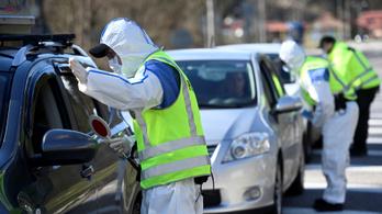 Egy fertőzött pár benzinkútra ment vásárolni, az illemhelyiséget is használta Horvátországban