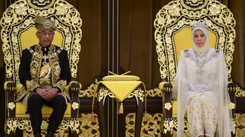 Karanténban a malajziai király, Japánban soha nem volt ennyi új fertőzött