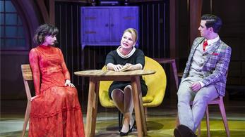 Hegyi Barbara: Eszenyi úgy gondolta, hogy a színház a lakása, és mi a nappalijában randalírozunk