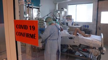 Belgiumban majdnem megduplázódott az új fertőzések száma