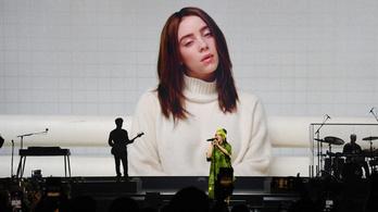 Billie Eilish és Mariah Carey online koncerten gyűjtenek a vírus elleni küzdelemre