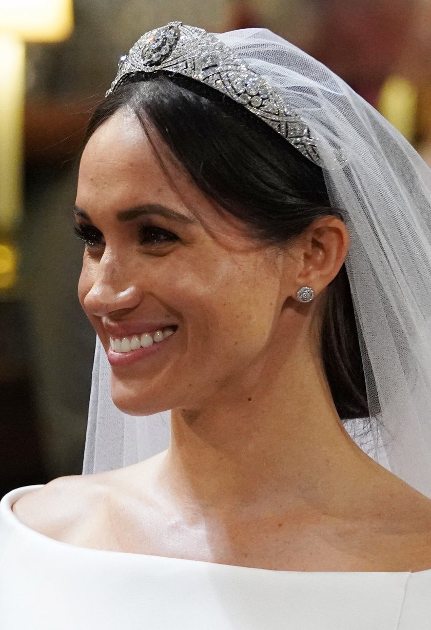 meghan hercegné tiara