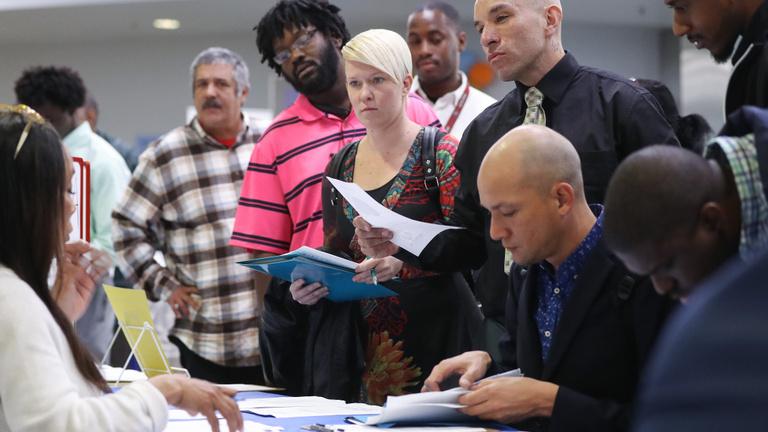 3,3 millió új munkanélküli az USA-ban a múlt héten