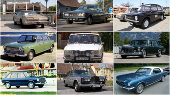 Az Év Autója dobogósai mint használt autók I. – 1964-1966