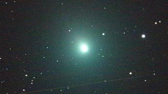 Fényesebb lesz a C/2019 Y4 üstökös, mint a félhold