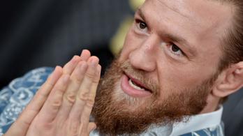 Conor McGregor egymillió eurós felajánlást tett az ír egészségügynek