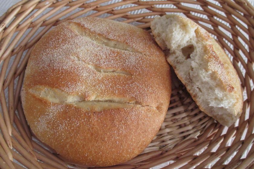 búzadarás kenyér recept