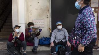 Ha maradnak korlátozások Vuhanban, az késleltetheti a járvány második hullámát