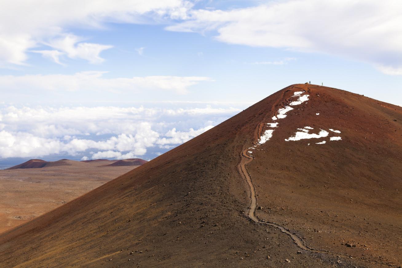 Mauna Kea nyitó