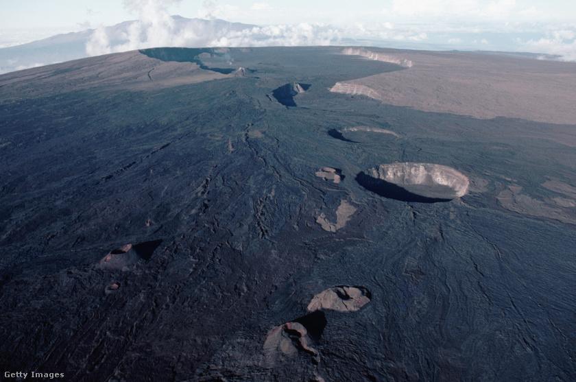 A Mauna Loa.