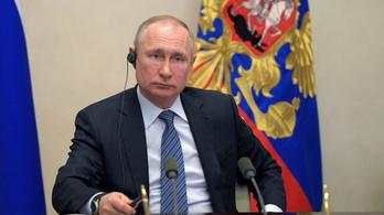 Putyin reméli, két-három hónapnál hamarabb legyőzhetik a koronavírust