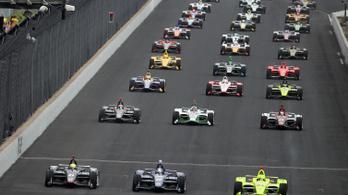 76 év után először nem májusban lesz az Indy 500