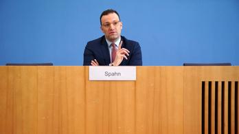 Német egészségügyi miniszter: Ez még csak a vihar előtti csend
