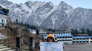 Mássz velünk a Himalájában! –Zsófi Everest-naplója, 10. nap