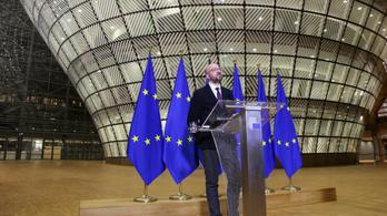 Charles Michel: Két hét múlva lehet gazdasági mentőcsomag