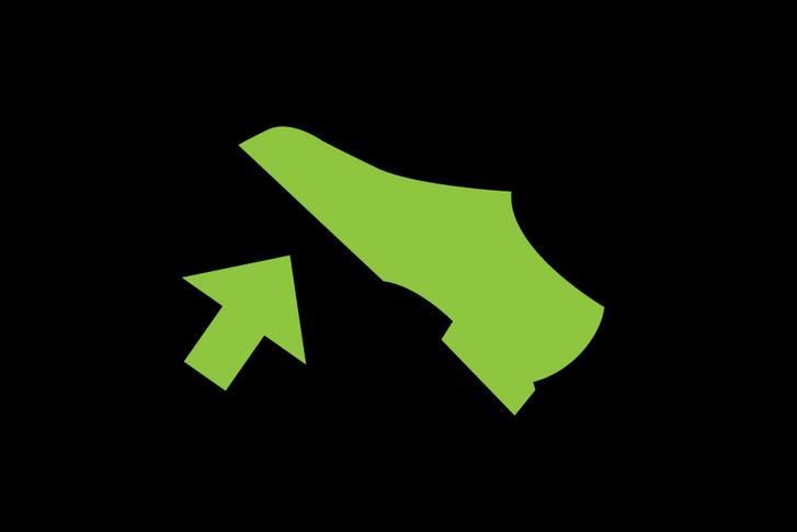 Totalcar Magazin Mit jelent a zöld láb a műszerfalon?