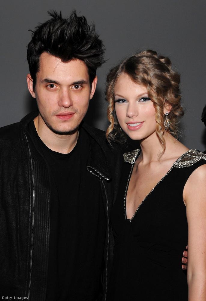 2010 Taylor Swift éve volt, még ha nem is töltötte az év mind 365 napján Mayerrel az oldalán