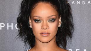 Rihanna 4 év után új számmal tért vissza